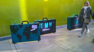 i diversi padiglioni dell'expo - Milano
